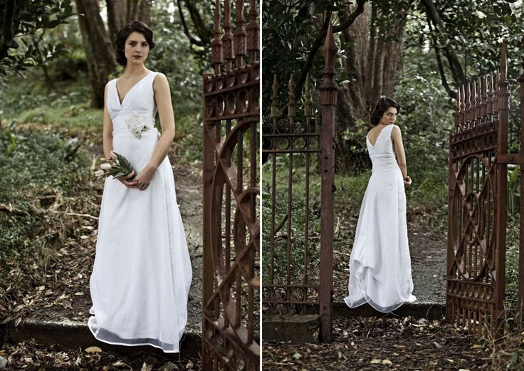 Sophie Voon Bridal - Delectable Dresses For Your Wedding Day  silk organza Geisha Dress