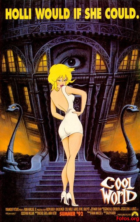 Cool World - Ralph Bakshi (1992)