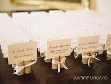 What To Do With Wine Corks Find This Pin And More On Wedding Place Cards