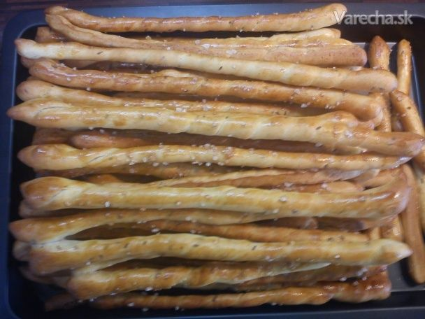Domáce slané palice