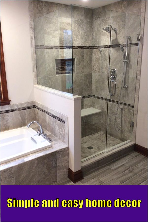 Diy Suggestions Excellent Tips When Thinking About Home Improvment Home Improvement Ideas Diy In 2020 New Bathroom Designs Bathroom Remodel Cost Bathroom Design