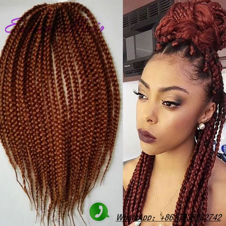 box braids hair
