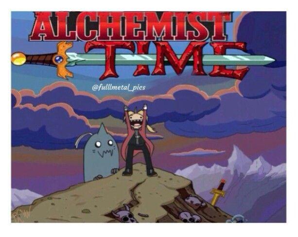 Alchemist Time!!!