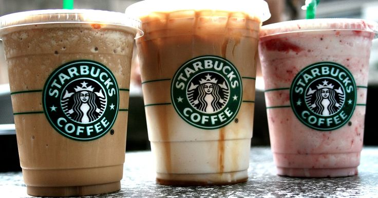 Starbucks products under $4- YUMMY