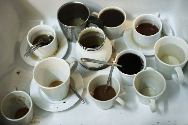 """""""Do none of you know how to clean up!"""" """"You are questioning that Eve? not our tea addiction?""""  """"You are british, we all have a tea addiction""""  ~Photo taken by Gabriella Dickens amazed by how much tea the house seemed to drink"""