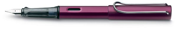 Lamy AL-star Fountain Pen Dark Purple