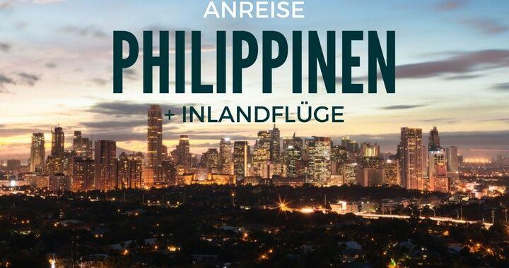 Infos zur Anreise nach Manila und Inlandsflügen auf den Philippinen  http://flashpacking4life.de/anreise-philippinen-das-musst-du-wissen/