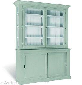 Buffetkast met dubbele deuren. Buffetkast met schuifdeuren. Bestel de buffetkast in de door u gewenste kleur.