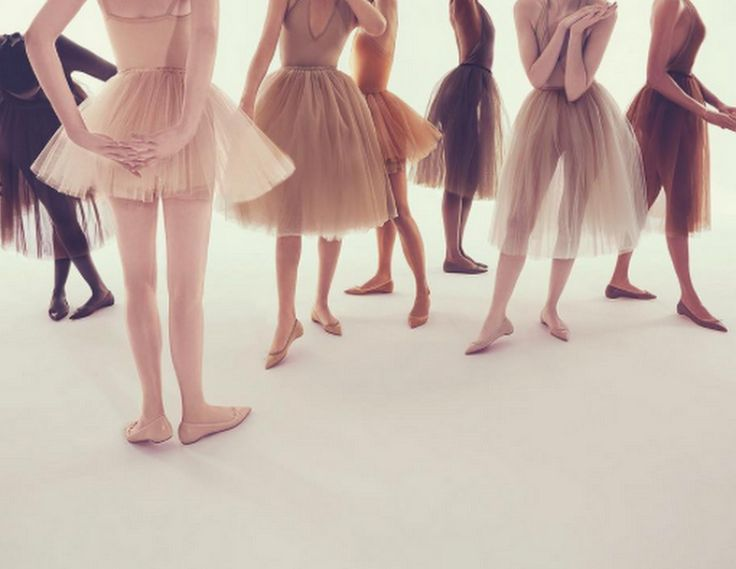 Ballerina Flat | A Nude for every woman