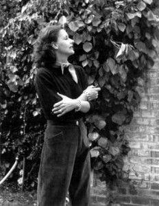 Greta Garbo (photo by Cecil Beaton)