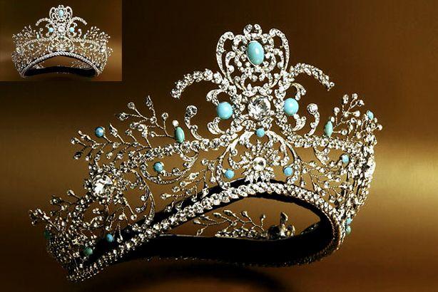 Nuestra Belleza Latina 2010-Crown By George Wiitels