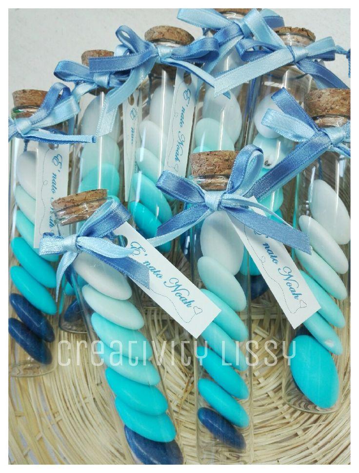 Fialette confetti sfumati facebook Creativity Lissy