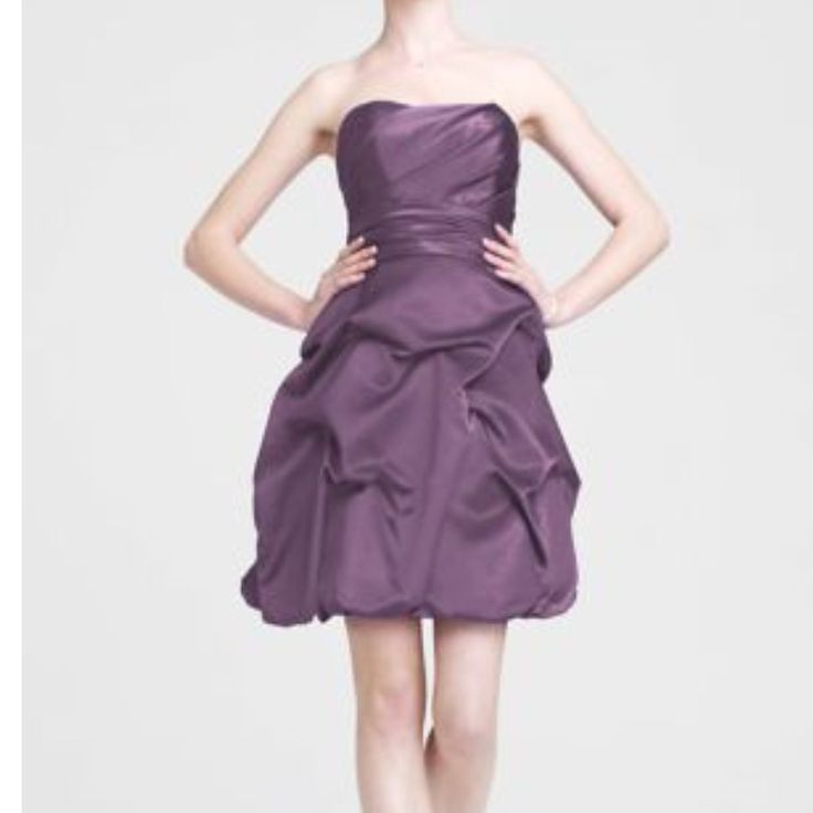 42 best bridesmaids images on Pinterest | Wedding frocks, Short ...