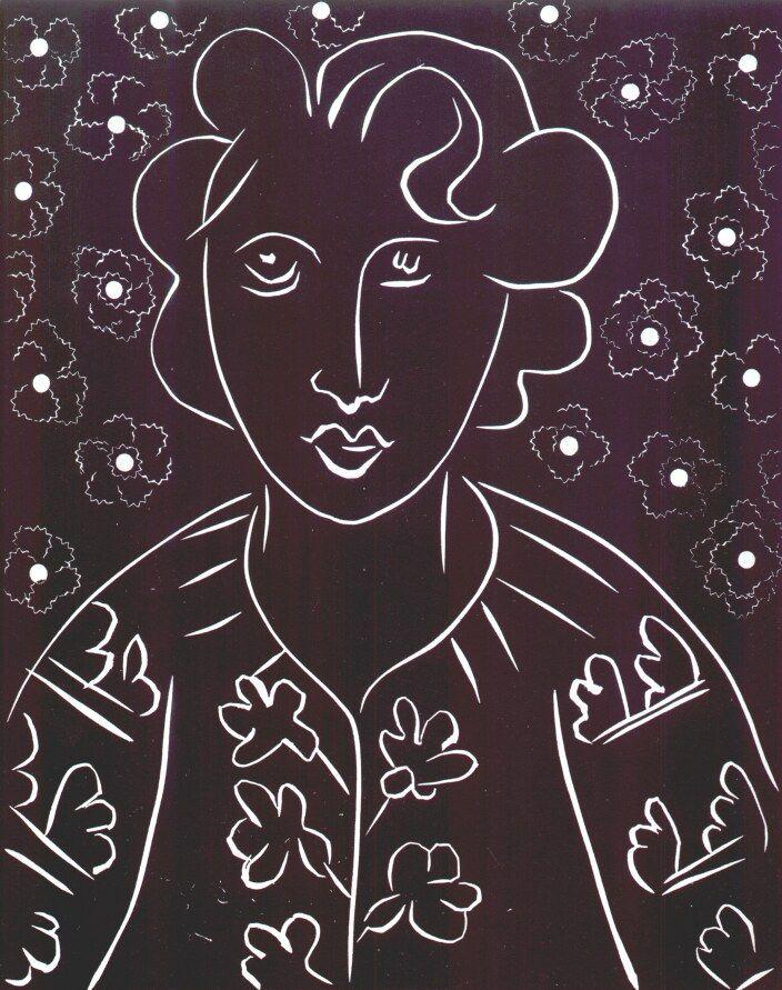Isaia by Henri Matisse, 1938
