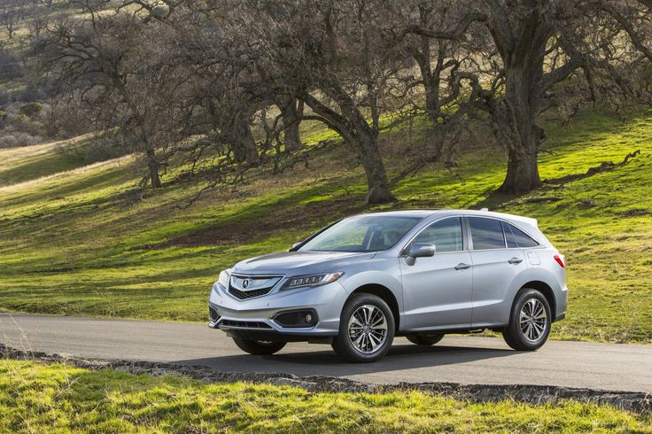 2016 Acura RDX – More Power, More MPG, More Luxury