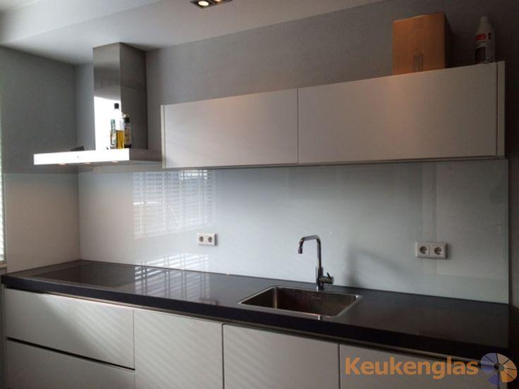 Glazen Achterwand Keuken Eindhoven : the water glazen keuken achterwand oostzaan keukenglas keukenglas nl