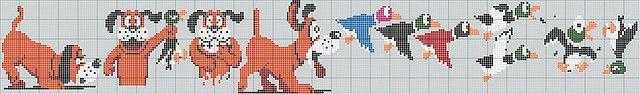 Duck Hunt Cross Stitch Pattern   Flickr - Photo Sharing!