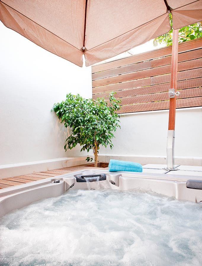 Spa #suite at #Rimondi #Estate #hotel #Crete #Rethymno #Greece  www.rimondiestate.com