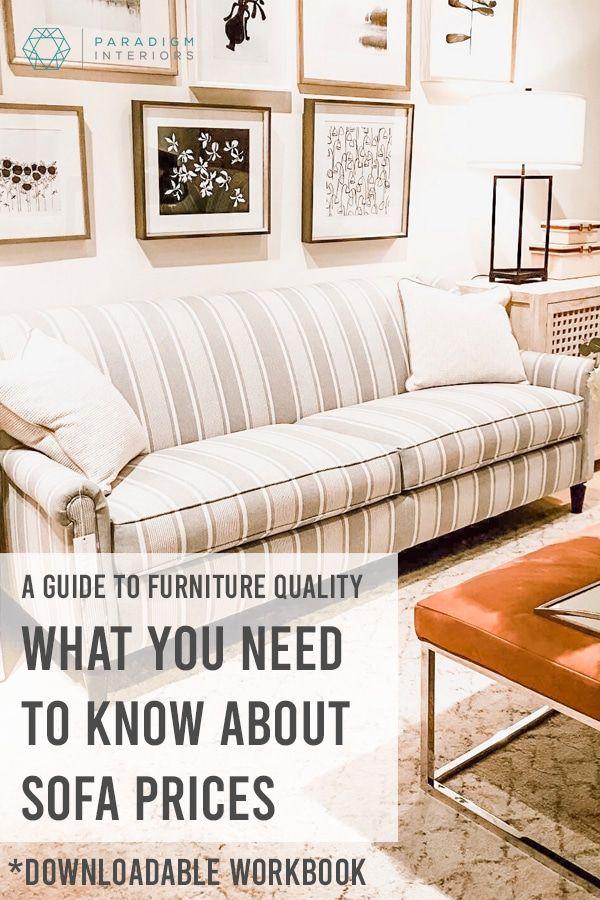 budget sofa