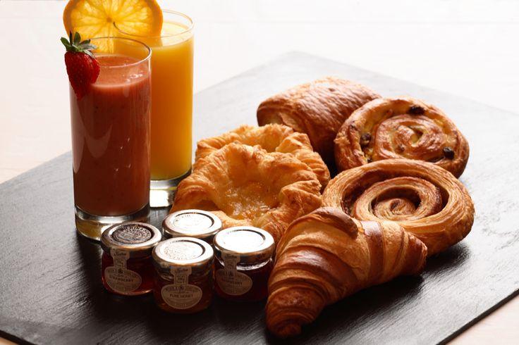 Club's Continental Breakfast