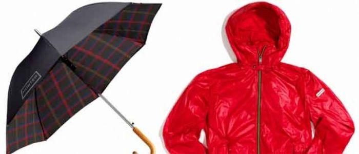 Hunter para el Día del Padre 2 prácticos regalos para sorprender a papá y que además le vendrán muy bien en las lluvias primaverales.