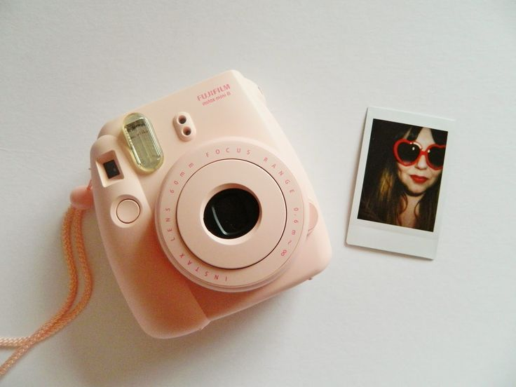 Is This Real Life?: Pink Instax Mini 8 Review
