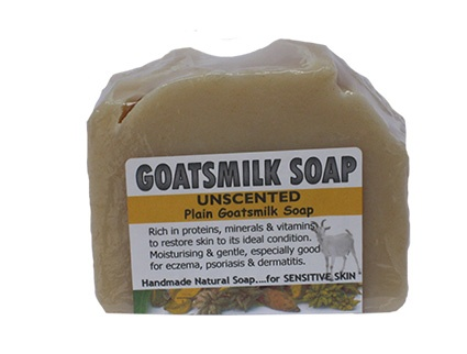 Goats Milk Soap available online at www.exhilaratehealthandfitness.com