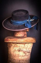 This hat. This hat is everything. Nick Fouquet Collection