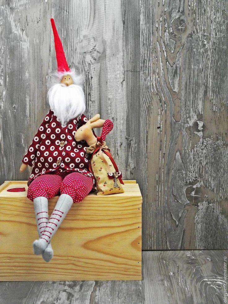 Шьем старого доброго Санта Клауса - Ярмарка Мастеров - ручная работа, handmade