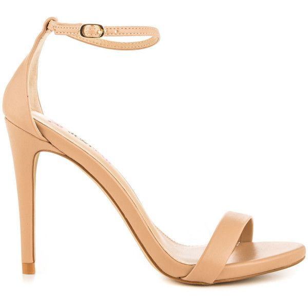 Best 25  Beige high heels ideas on Pinterest | Women's heeled ...