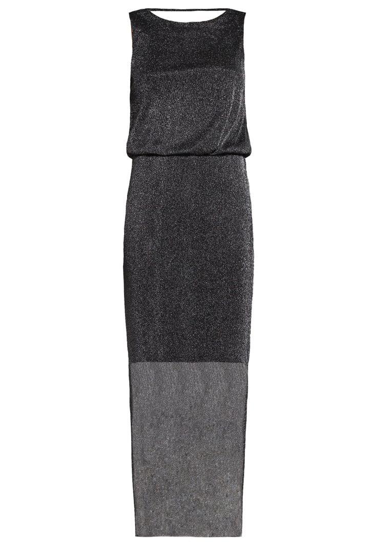 ONLY ONLPIPER Maxikleid black Bekleidung bei Zalando.de | Material Oberstoff: 60% Polyamid, 40% Metall | Bekleidung jetzt versandkostenfrei bei Zalando.de bestellen!