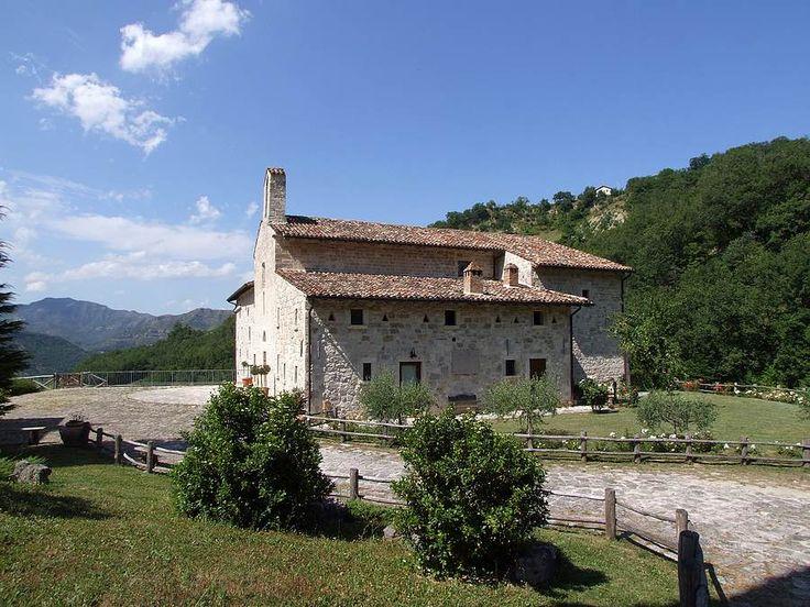 Abbazia di San Benedetto in Valledacqua