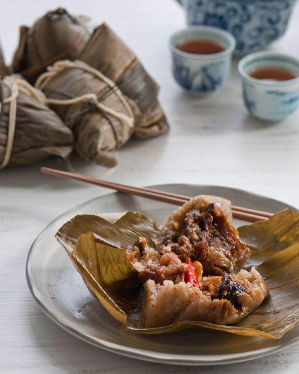 Chinese rice dumpling, zongzi, bakcang