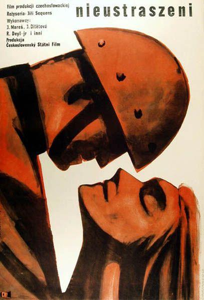 """Wiktor Gorka, """"NIEUSTRASZENI"""", 1957"""