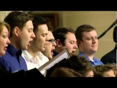 "J.E. Gardiner - J.S. Bach - Probe der h-Moll Messe ""Cum Sancto Spiritu"" ..."
