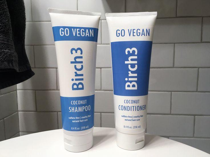 100% Vegan Shampoo and Cruelty-Free
