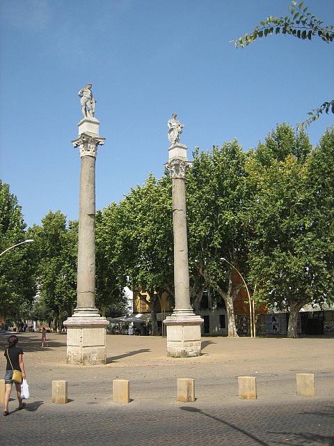 Plaza de hercules, Sevilla