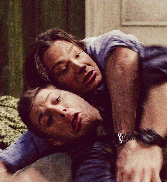 #Dean #Sam #Winchesters #Supernatural Brothers. Jensen Ackles and Jared Padalecki #Дин #Сэм #Винчестеры  Братья. Дженсен Эклс и Джаред Падалеки