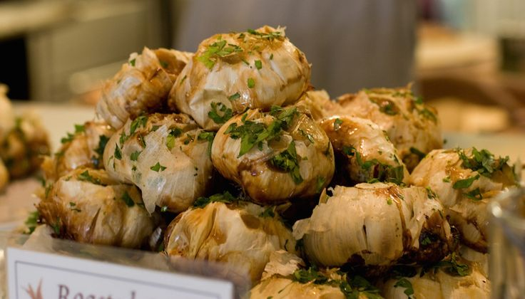 """Roast"" Garlic Quickly Using a Pressure Cooker"