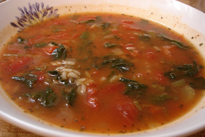 Tomatoes, Soups and Tomato florentine soup on Pinterest