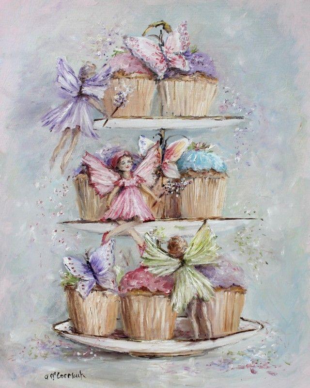 Gail McCormack Cup Cake Fairies