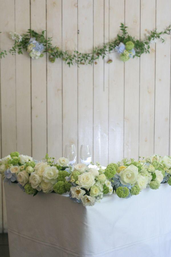ラーメンとピンポンマム アンカシェット様へ : 一会 ウエディングの花