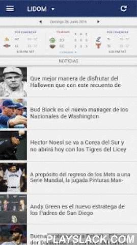 El Abonado Dominicana  Android App - playslack.com ,  El Abonado Dominicana es una aplicación enfocada en la LIDOM y el béisbol de las Grandes Ligas.Posee la actuación diaria de todos los peloteros dominicanos en MLB, así como todos los resultados en vivo.Deja de buscar en cada boxscore (que la app los posee, por cierto) para saber cómo le fue a Hanley Ramírez, a Albert Pujols, al Big Papi o a Adrían Beltré. En El Abonado lo tienes en una sola pantalla.¿Quieres ver las mejores jugadas de…