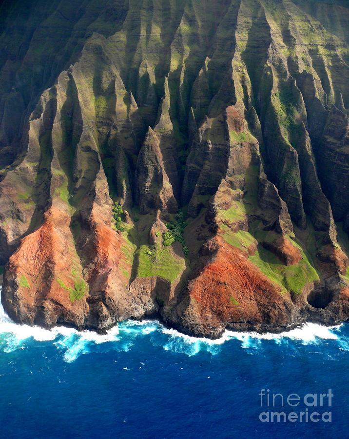 ✯ Earth and Sea - Napoli Coastline - Hawaii