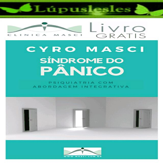 Lúpuslesles: E-book GRATIS  Síndrome (ou Transtorno) do Pânico ...