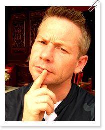 Ian Wright (with Globe Trekkers aka Lonely Planet tv series)