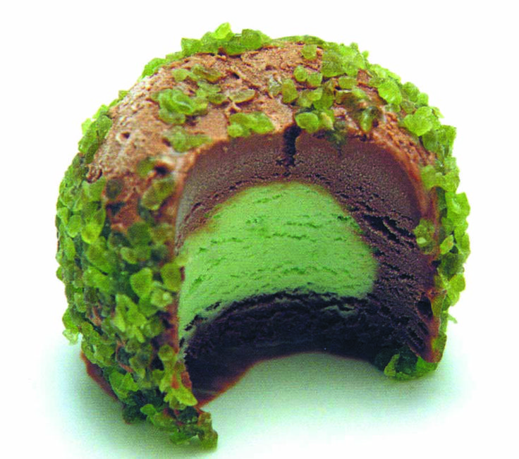 Ginger Mint And Chocolate-Covered Espresso Bean Gelato Recipe ...