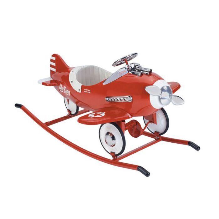 En vliegtuigen pedaal v. Airflow Swing Bevestiging for auto's