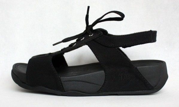 Women's 2013 Fitflop NewStyle Band Black Women's 2013 Fitflop NewStyle Band Black [oo116] - $60.00 : Fitflop Online|Free shipping over $200