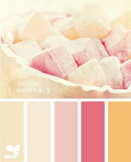 color palette-want for my bathroom